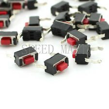20 pcs Momentary Tactile Tact Touch Push Button Switch Surface Mount DIP 3x6x5mm
