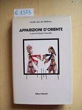 G. CASACCHIA - APPARIZIONI D'ORIENTE - EDITORI RIUNITI - 1986