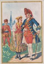 CHROMO PUBLICITAIRE-CHICOREE C.BERIOT LILLE -A LA BELLE JARDINIERE-Médailles