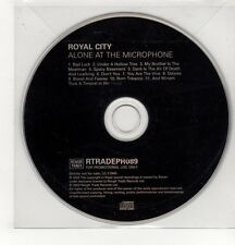 (GH395) Rotal City, Alone At The Microphone - 2003 DJ CD