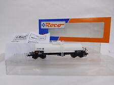 eso-8877 Roco 46717.1 H0 Kesselwagen DSB 7839077-8 KEMIRA K-NEM