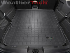 WeatherTech® Cargo Liner - 2005-2007 - Ford Freestyle - Black