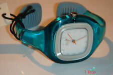 Nike Presto Analogue Designer Blue Reef Bracelet Sports Watch 8-408 WomenGirls