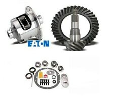 1965-1981 CHEVY 12 BOLT TRUCK 3.73 EXCEL RING AND PINION EATON POSI GEAR PACKAGE