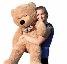 "Joyfay®  47"" 120 cm Brown Giant Teddy Bear Big Huge Stuffed Toy Christmas Gift"