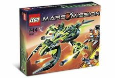 NEW Space Mars Mission 7691 ETX Alien Mothership Assault