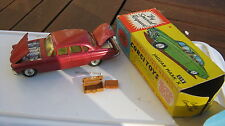 CORGI 238 JAGUAR MK 10 ORIGINAL VERY LIGHTLY  PLAYWORN IN VERY GOOD ORIGINAL BOX