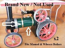 Mamod & Wilesco Boiler Bands Brass ( x 2  PIECES)  Mamod and Wilesco Spare Parts