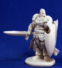 1 x DUKE GERARD - BONES REAPER figurine miniature guerrier fantasy warrior 77063
