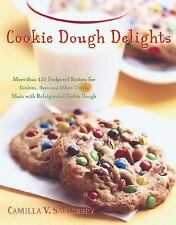 Cookie Dough Delights: More Than 150 Foolproof Recipes for Cookies, Ba-ExLibrary