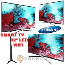 "SMART TV LED 32"" POLLICI SAMSUNG UE32K5500AW FULL HD DVB-T Wi-Fi INTEGRATO"