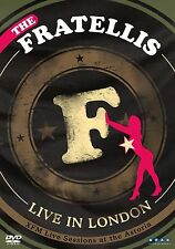 THE FRATELLIS LIVE AT LONDON ASTORIA 2009   - NEW (D7) {DVD}