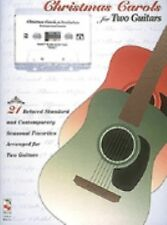 Christmas Carols For Two Guitars - Bookcassette Pack
