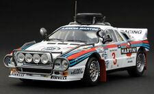 LAST BATCH! HPI #8231 Lancia 037 Martini 1986 Safari Rally 1/43 model