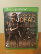 The Walking Dead: Season Two Video Game for Microsoft Xbox One NEW/Sealed