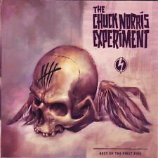 THE CHUCK NORRIS EXPERIMENT Best Of The First Five LP . punk rock turbonegro