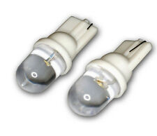 Good 2pcs T10 194 W5W 1 LED Pure White Dome Instrument Car Light Bulb Lamp JBC