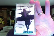 Henry Lee Summer- Slamdunk- new/sealed cassette tape