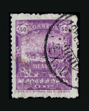 VINTAGE: MEXICO 1898 USD BH SCOTT #277 $75 LOT # 1898HC