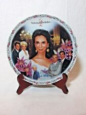 The Young And The Restless JILL'S ESCAPADES - Crestley Collector Plate #2