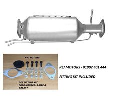 FORD FOCUS 2.0TDCi Mk.2 Powershift 12/07-8/10 EXHAUST DIESEL PARTICULATE FILTER