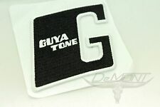 "(3) Guyatone ""G"" Embroidered Patch / Sticker 2.5"" - Ships from USA"