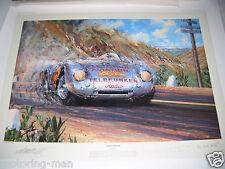 Porsche carrera nicholas watts hans herrmann hutschke von hanstein panamericana