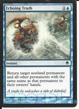 Magic the Gathering TCG DARK STEEL Echoing Truth Instant Blue 21  / 165