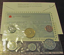 1991 RCM Canada  Proof Like Set  Complete With Envelope & COA