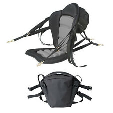 GTS Elite Molded Foam Kayak Seat with Fishing Pack