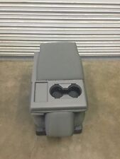 2015-2016 FORD F150 CENTER JUMP SEAT/CONSOLE GRAY CLOTH OEM! NICE!!!
