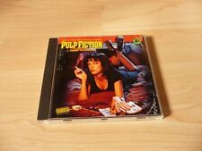 CD Soundtrack Pulp Fiction - 1994 - A Quentin Tarantino Film
