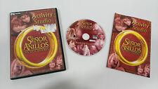 EL SEÑOR DE LOS ANILLOS LAS DOS TORRES JUEGO PC CD-ROM ESPAÑOL ACTIVITY STUDIO