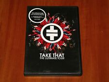 TAKE THAT THE ULTIMATE TOUR DVD LIVE IN MANCHESTER 2006 CONCERT FOOTAGE New