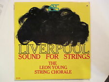 1964 BEATLES JAZZ LP NM, LEON YOUNG STRING CHORALE, LIVERPOOL SOUND FOR STRINGS