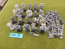 Warhammer 40K Space Marine army lot - 20 unprimed Tactical Troops k