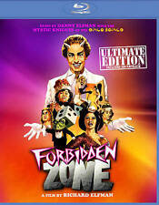 Various-Forbidden Zone: Ultimate Edition (Includes Soundtrack Cd) Blu-Ray NEW