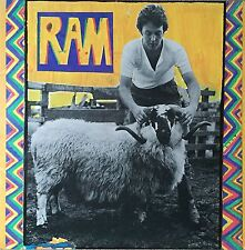 PAUL MCCARTNEY Ram 1971 (Vinyl LP)