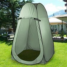 Outdoor Tent Family Festival Camping Changing Room Bag (Green)