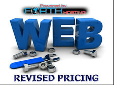 2 Yr Unlimited Web Hosting 5 web sites Unlimited Web Space and Email Addresses
