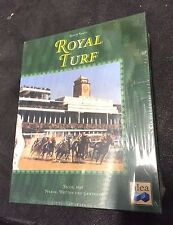 Royal Turf Board Game by Alea Games Reiner Knizia New in Shrink Mint!