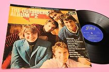 THE OUTSIDERS LP DEBUT ITALY 1966 JOLLY !!! TOOOPPPP PSYCH !!!!!!!!!!!!!!!!!!!!!
