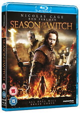 SEASON OF THE WITCH - BLU-RAY - REGION B UK