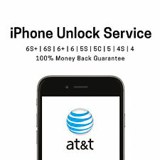 AT&T Premium Unlock Code Service ALL IMEI iPhone 7+ 7 6s+ 6s SE ALL IMEI 2-5DAYS