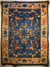 Tapis ancien antique rug Chine 1930
