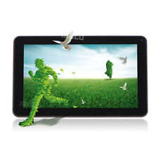 "iRULU 9"" Tablet PC Google Android 4.4 Quad Core Dual Camera WiFi Bluetooth Gifts"