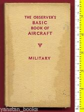 #26504 England 1967. The Observer's book of Aircraft. 272 pages.