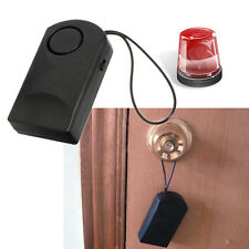 New 120db Wireless Touch Sensor Security Alarm Loud Door Knob Entry Anti TheftEW