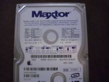 "Maxtor 4D040H2 CODE: DAK019K0 (N,G,C,B)  Apple# 655-1000 40gb 3.5"" IDE HDD"