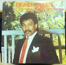DEMO CATES theme from an officer & a gentleman LP Mint- Private Modern Soul Dub